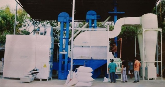 Fluidized Bed Drying System, DOST, TAPI, NICE 2020, invention