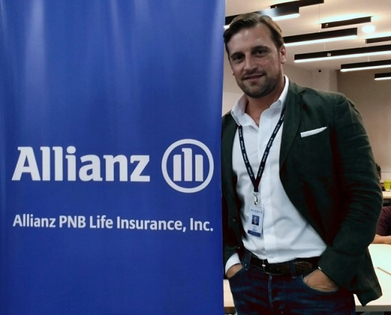 Allianz PNB Life, customers, claims, insurance, CEO Alexander Grenz, Covid-19, pandemic