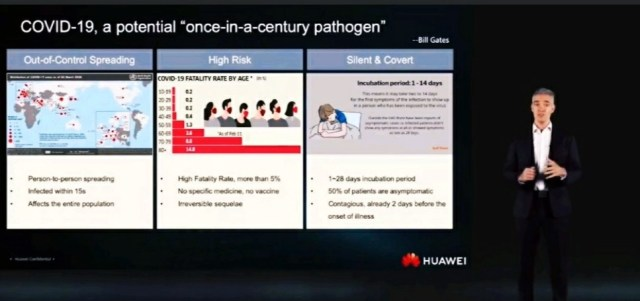 Huawei Philippines, Huawei Cloud, AI-assisted Diagnosis, Covid-19, CT scan