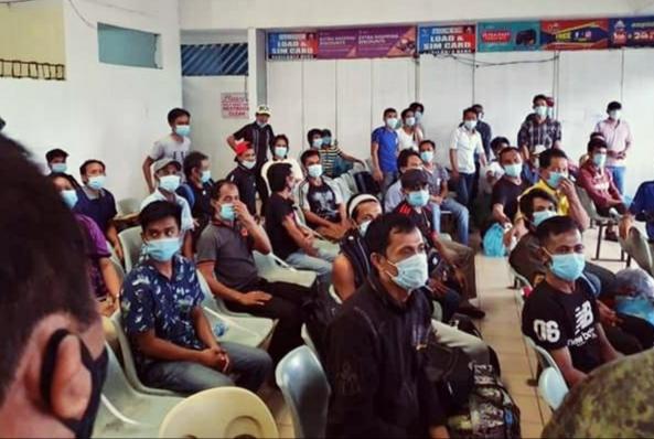 395, Filipino deportees, Sabah, BARMM, Covid-19