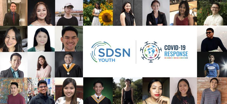 UN SDSN Youth Philippines - Graphic