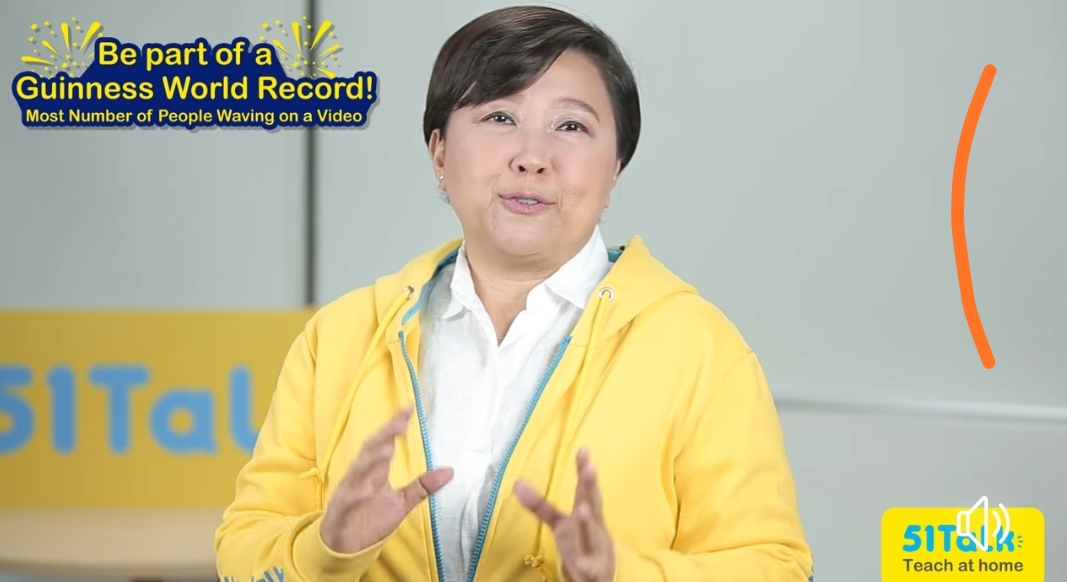 51Talk Philippines Country Head Jennifer Que.