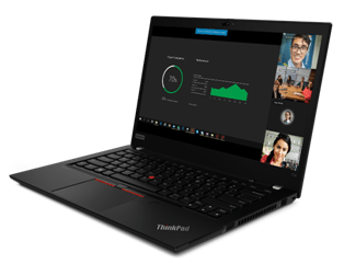 The AMD Ryzen powered ThinkPad T14.