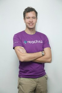 reach52 CEO Edward Booty