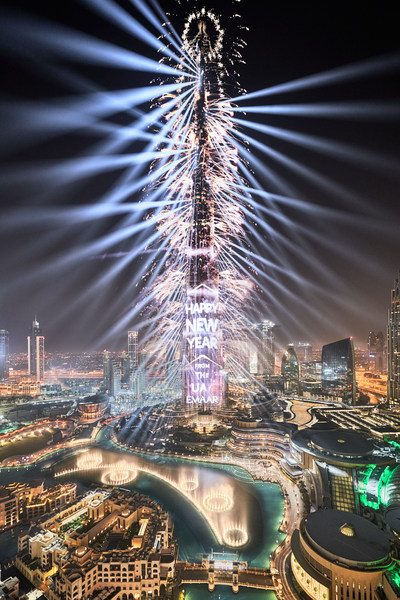 Preparations are on track for the breathtaking fireworks and light & laser shows