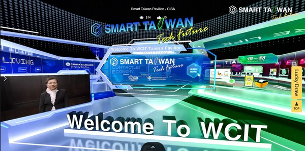 "Taiwan won 4 first prizes, 2 second prizes and 1 masterpiece in the 2020 ""Global ICT Excellence Awards"", a total of 7 awards, proving that Taiwan has pioneering and innovative ICT capabilities."