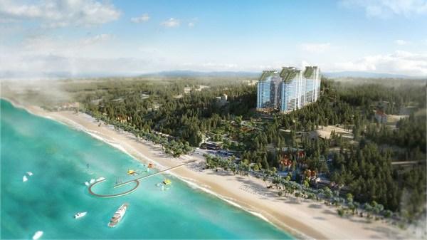 Apec Mandala Wyndham Mui Ne - Biggest hotel in Vietnam