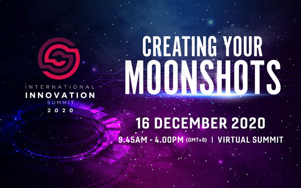 Creating Your Moonshots with the International Innovation Summit 2020