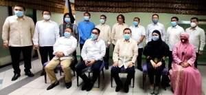 NCMF in battle vs. pandemic.