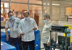 Marikina Mayor Teodoro offers 3 vaccine choices to residents