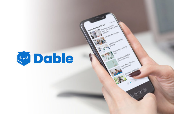 Dable has raised US$12 million in a Series C round with a valuation of more than US$90 million
