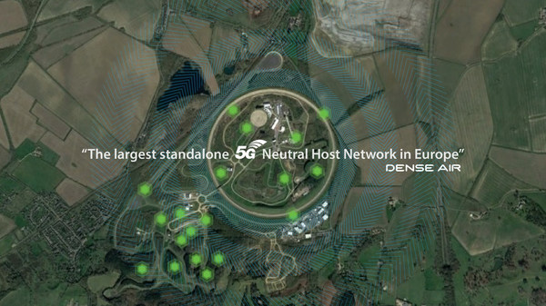 Dense Air and Millbrook Partner on the Sustainability of the 5G AutoAir Network