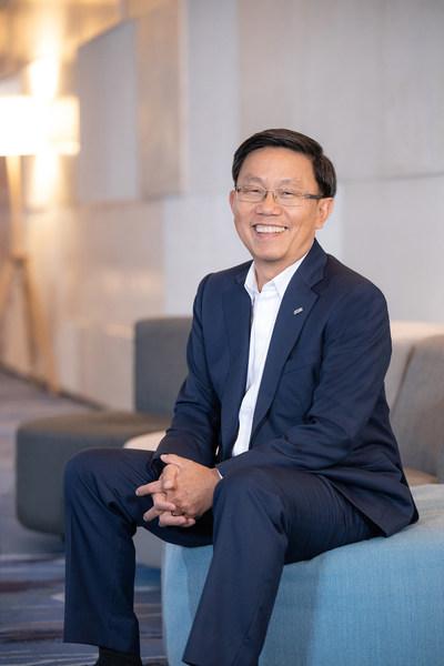 Huynh Thanh Phong, FWD Group CEO