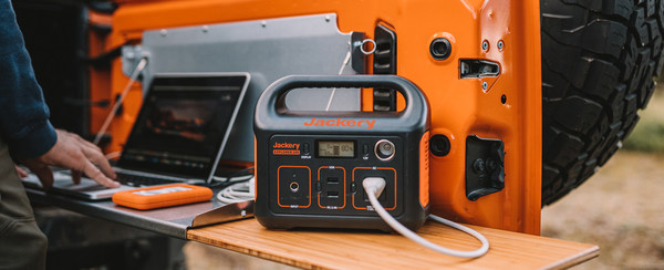 Jackery Adjusts the Price on Entry-Level Products to Warm-up the New Year
