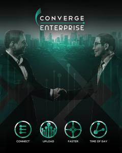 Converge launches new products for enterprises.