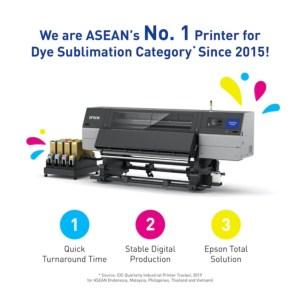 Epson No. 1 in ASEAN.