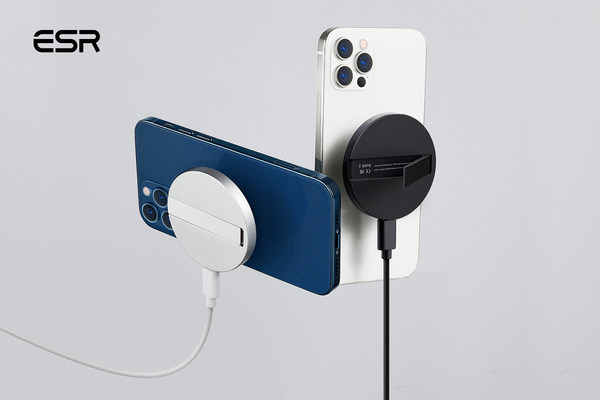 ESR HaloLock™ Kickstand Wireless Charger