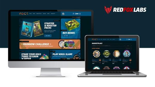 RedFOX Labs to launch NFT Platform