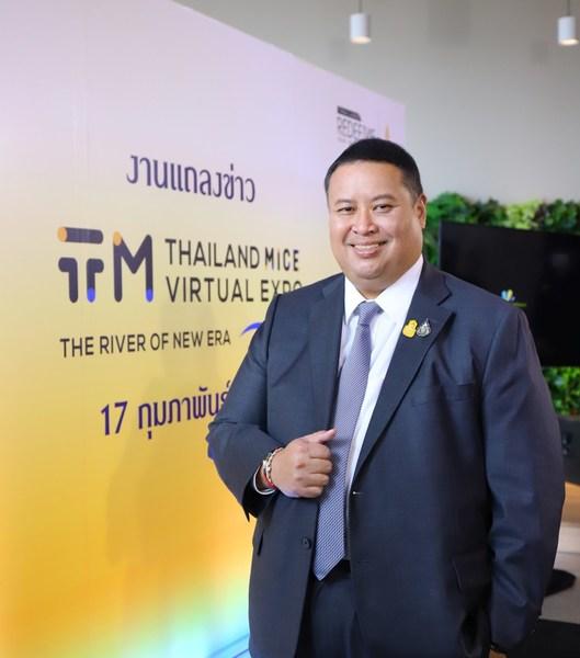 Mr. Chiruit Isarangkun Na Ayuthaya, President of Thailand Convention and Exhibition Bureau (Public Organization) (TCEB)