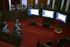 Supreme Court joins digital transformation reform.