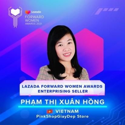 Pham Thi Xuan Hong, 34 years old, Vietnam