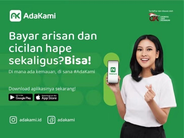 AdaKami, online P2P platform is licensed and supervised by OJK