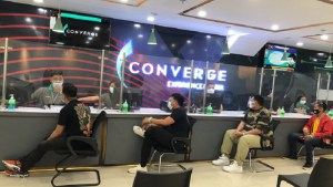 One of the new Business Centers of Converge as it expands domestic footprint.
