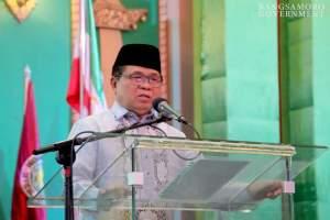 BARMM Chief Minister Al-Haj Murad Ebrahim.