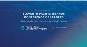 Pacific Islands leaders agree on collaboration.