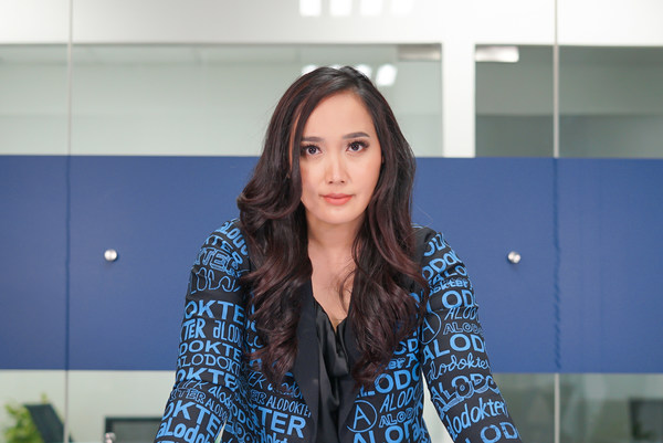 Suci Arumsari, President Director & Co-founder Alodokter.