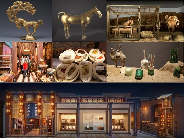 """China National Silk Museum Presents a Multisensory """"Scented"""" Silk Road Exhibition at Silk Road Week 2021 Opening Ceremony"""