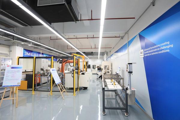 Bonding Process Center Shanghai