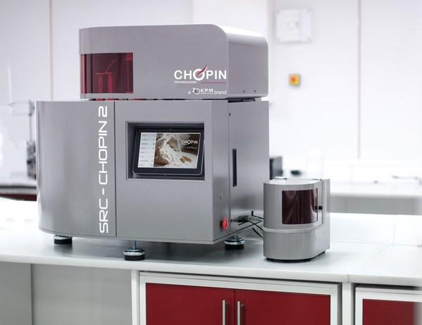 SRC-CHOPIN 2 analyzer