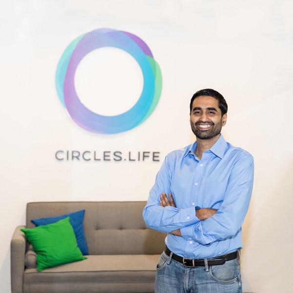 Adeel Najam, Co-founder of Circles.Life