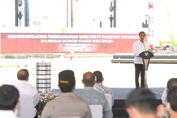 Indonesia President Joko Widodo