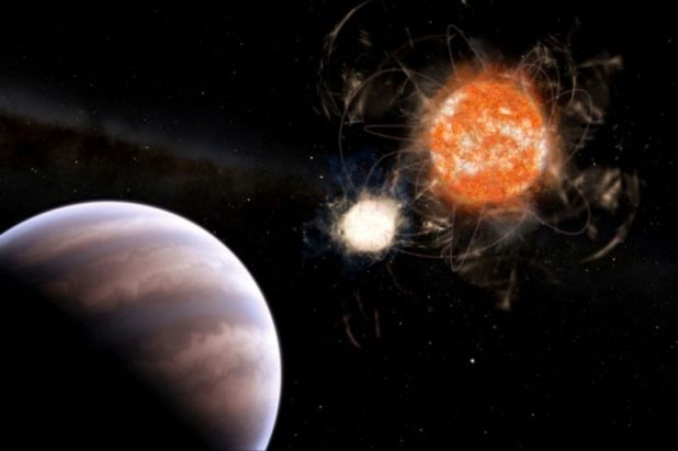 Astronomers discover giant objects in the Cygnus constellation