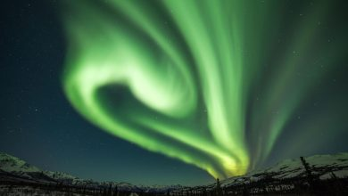 Physicists Solve a Mystery Surrounding Aurora Borealis