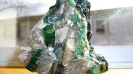 Brazilian Emeralds