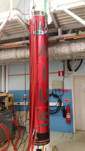 ईएसए साउंडिंग रॉकेट