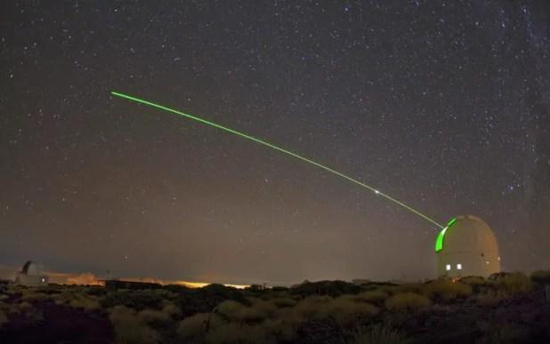 ESA's Optical Ground Station