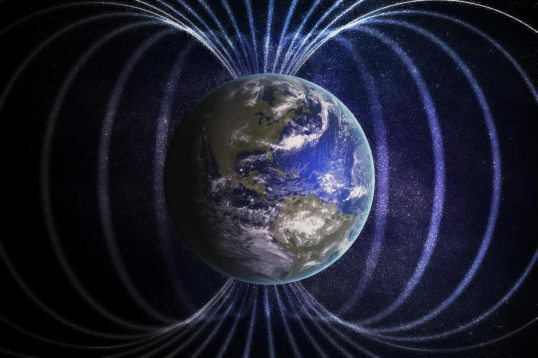 Evidence That Early Magnetic Field Around Earth Was Even Stronger Than  Scientists Previously Believed