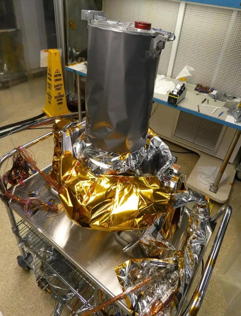 Europa Imaging System Narrow Angle Camera