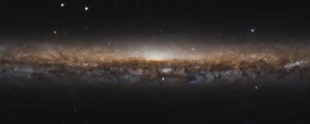 Galaxy NGC 5907