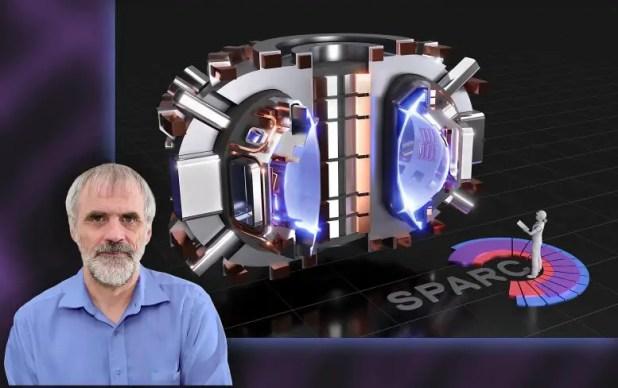 Garrett Kramer Spark Fusion Reactor