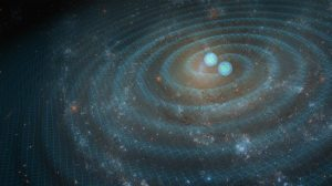 """Observatory """"Galactic"""" sees Tips on Unique Gravitational Wave Signal that misrepresent the Fabric of Space and Time Itself."""