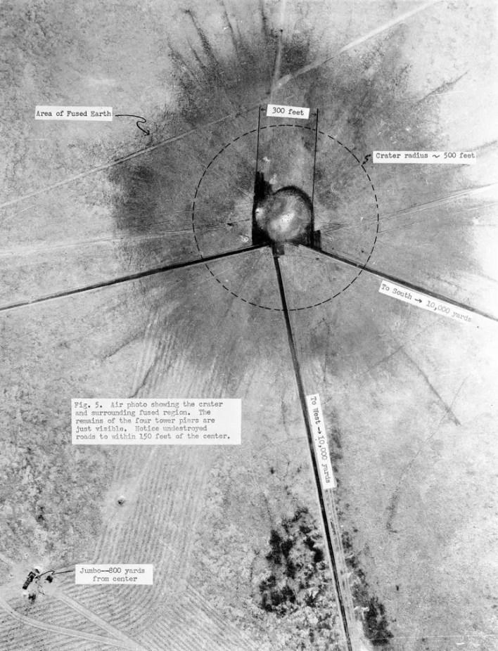 Ground Zero Trinity Test Sitesi