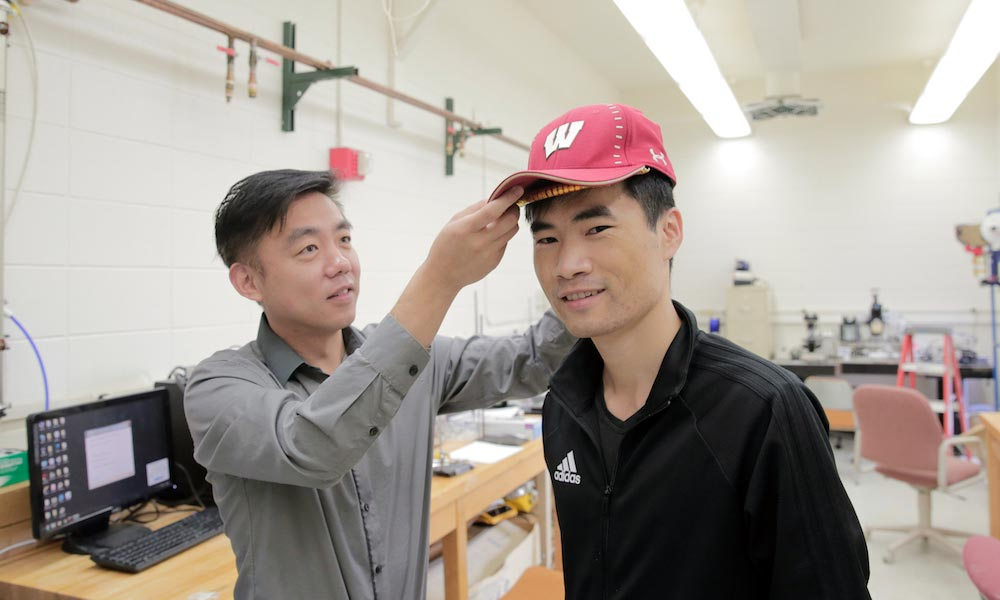 Reversing Baldness By Wearing A Hat New Low Cost Hair Growth Technology