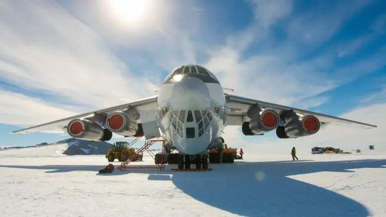 Ilyshion Flugzeuge