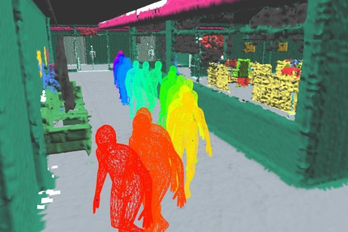 Kimera 3D Semantic Mesh