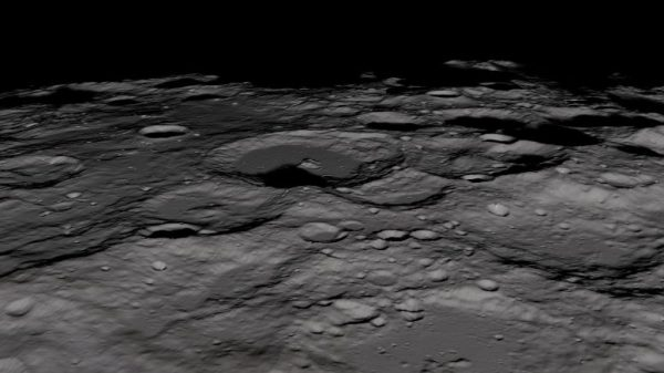 New Research on Lunar Ice Deposits Examines When and How It Got There
